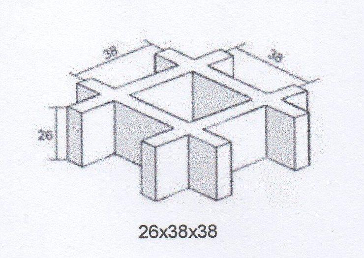 26х38х38