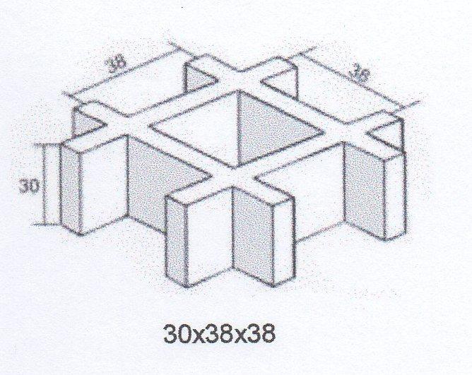 30х38х38