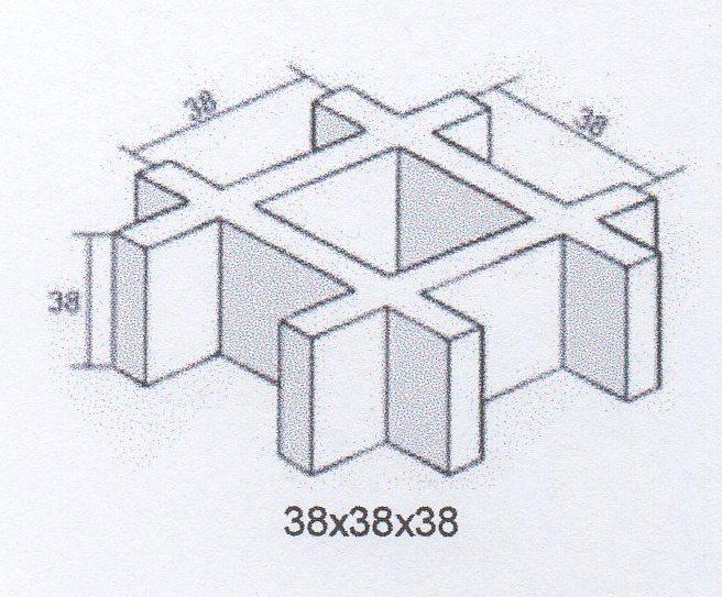 38х38х38
